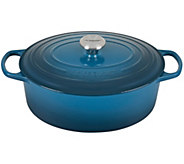 Le Creuset Signature Series 6.75-Qt Oval Dutch Oven - K299178