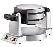 Waring Pro 1400W Professional Double Belgian Waffle Maker - K300878