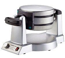 Waring Pro 1400W Professional Double Belgian Waffle Maker