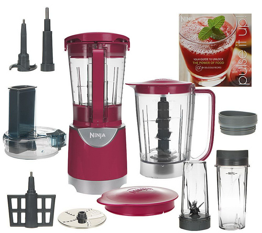 ninja kitchen system pulse 48oz blender w page 1 u2014 qvccom