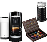Nespresso Vertuo Plus Deluxe Machine w/ Frother by DeLonghi - K306679