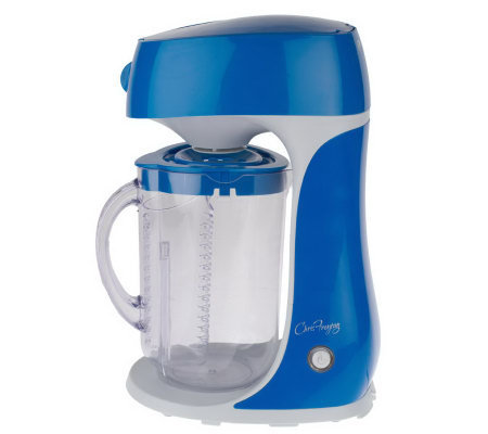 Chris Freytag Iced Tea Maker w/ Fruit Infusion Pitcher