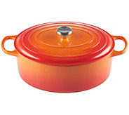 Le Creuset Signature Series 9.5-Qt Oval Dutch Oven - K299180