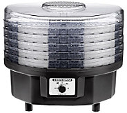 Waring Pro Professional Dehydrator with 5 Stackable Trays - K300880