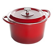 Nordic Ware ProCast 6.5-qt Dutch Oven Pan withC over - K301180