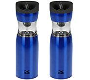 Kalorik Gravity Salt and Pepper Grinder Set - K303380