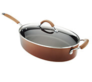 Rachael Ray Gradient Cucina 5qt Covered Oval Saute - K40580