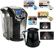 Keurig Shop Keurig Brewing Systems Qvc Com