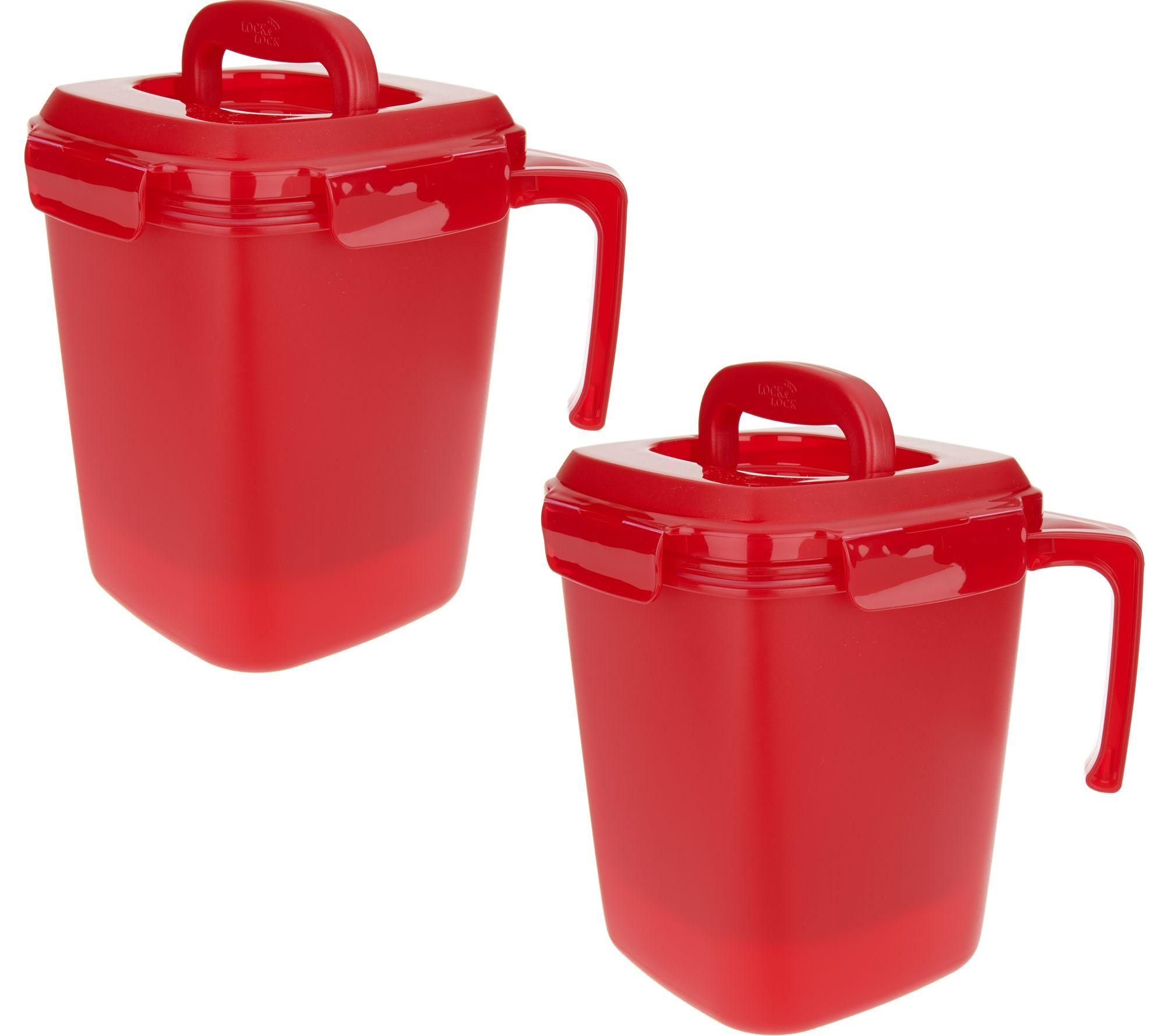 lock u0026 lock set of 2 compost bins k44580