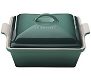 Le Creuset 2.5-qt Covered Square Casserole - K297081
