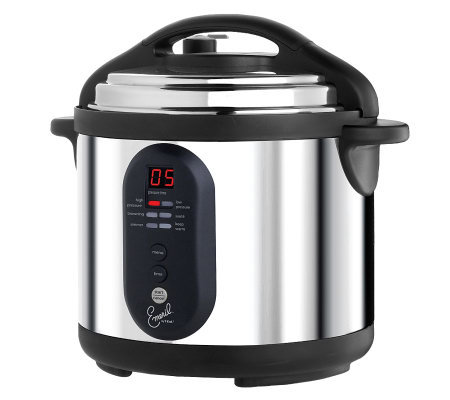 Emeril by T-Fal Electric 6-qt Pressure Cooker