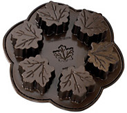 Nordic Ware Maple Leaf Cakelet Pan - K305681