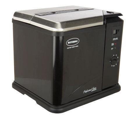 ... 14 lb. Indoor Electric Turkey Fryer by Masterbuilt ? QVC.com