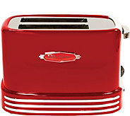 Nostalgia Electrics Retro Series Two-Slice Toaster - K374881