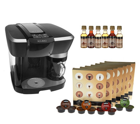 90 LAVAZZA PACKS DESIGNED TO WORK WITH THE KEURIG RIVO BREWING SYSTEM. San Francisco Bay OneCup Espresso Roast (36 Count) Single Serve Coffee Compatible with Keurig K-cup Brewers Single Serve Coffee Pods, Compatible with Cuisinart, Bunn, iCoffee single serve brewers. by SAN FRANCISCO BAY.