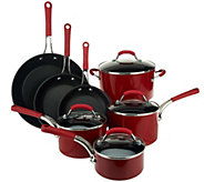 Farberware Millennium 11-Piece Porcelain Cookware Set - K42181