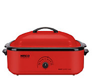 Nesco 18-qt Roaster Oven - Red - K130882