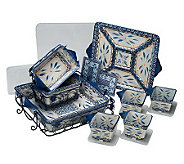 Temp-tations Old World 13-pc Everyday Oven-to-Table Set - K36182