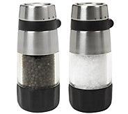OXO Good Grips Salt and Pepper Grinder Set - K304983