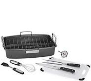 Cuisinart 8-Piece Ovenware Nonstick Roasting Set - K305583