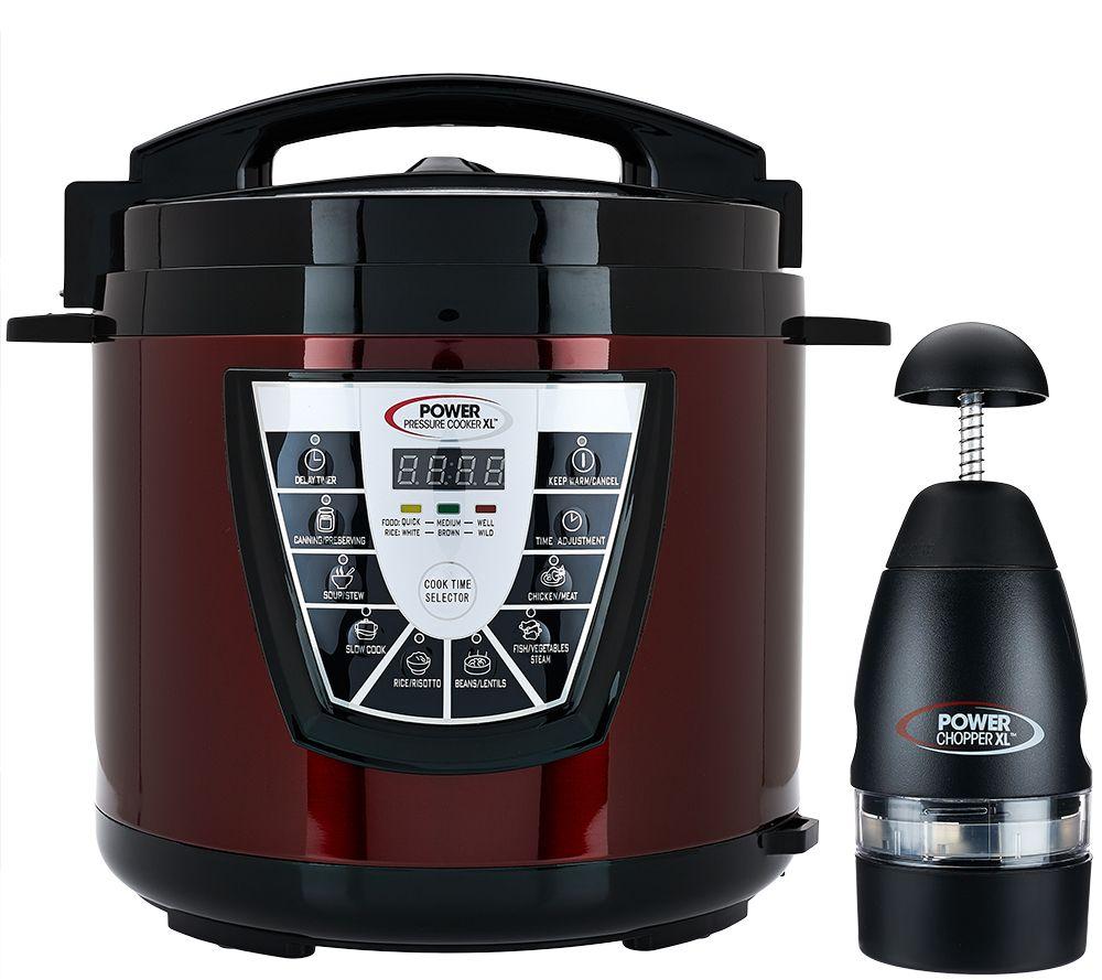 Power Pressure Cooker ~ Power pressure cooker xl recipe book