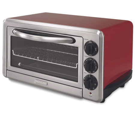 KitchenAid Countertop Oven - Red