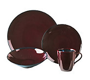 Mikasa Sedona Brown 4-Piece Place Setting - K299284