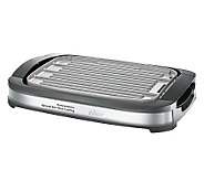 Oster 10 x 18 Reversible Grill/Griddle with DuraCeramic - K302784
