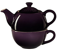 Le Creuset Tea for One Stoneware Teapot - K303284