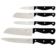 Emeril 5-Piece Kitchen Series Steel Cutlery Set - K41384