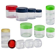 Gourmac Set of 6 Storage Jars - K120285