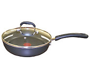 T-Fal 10 Professional Covered Deep Saute Pan - K299685