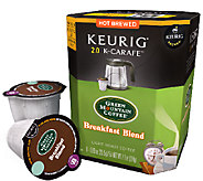 Keurig 48-ct Green Mountain Breakfast Blend K-Carafe Pods - K303785