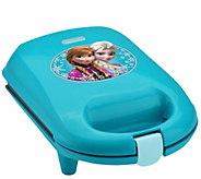 Disney Frozen Sisters Snowflake Waffle Maker - K305185
