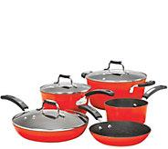 Starfrit 8-Piece Cookware Set with Bakelite Handles - K374985