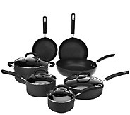 Circulon Hard Anodized 11-Piece Cookware Set - K41886