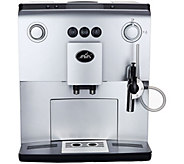 JAVA Fully Auto Coffee Maker with LCD Display -Silver - K375087