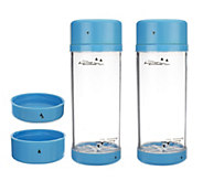 Project Pantry Set of 2 Easy Measure Canisters - K38887
