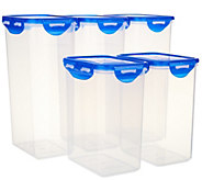 Lock & Lock 5-piece Pantry Set - K45187
