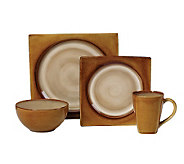 Mikasa Solstice Amber 4-Piece Place Setting - K299188