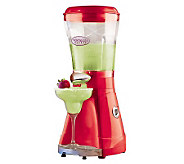 Nostalgia Electrics MSB-64 64-Ounce Margarita and Slushy Maker - K299488