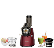 Kuvings Whole Slow Juicer with Smoothie Maker Attachment - K303488