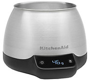 KitchenAid Digital Scale Jar Burr Grinder Accessory - K306088