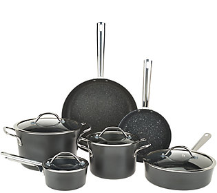 Cook's Essentials Professional 10 Piece Cookware Set