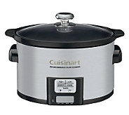 Cuisinart 3.5-Qt Programmable Slow Cooker - K125589