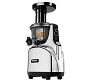 Kuvings Silent Juicer - Chrome - K301689
