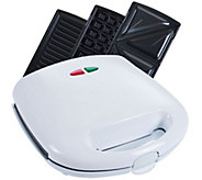 Chef Buddy 3-in-1 Panini Press - K374789