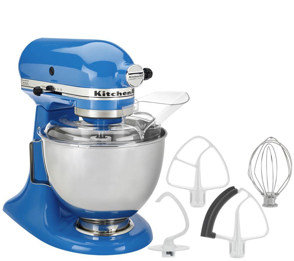 KitchenAid 4.5qt. 300W Tilt Head Stand Mixer with Flex Edge - Page ...