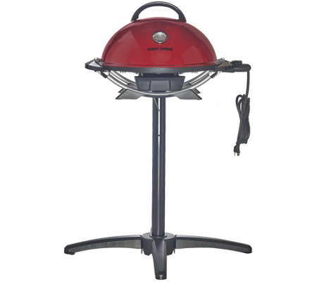 George foreman 15 serving indoor outdoor grill with grill cover k43689 - Buy george foreman grill ...