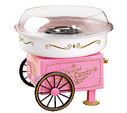 Nostalgia Electrics Hard & Sugar-Free Cotton Candy Maker - K300990